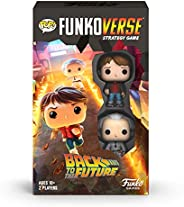 Funko Pop! Funkoverse: Back to The Future - 100 Board Game