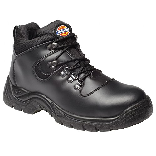 Dickies FA23380A BK 5+ Fury zapatos alta seguridad S1-P talla 39NEGRO negro
