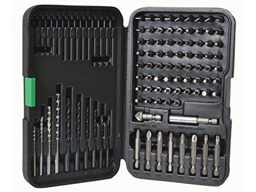 Hitachi Drill & Bit Set in Case 102pc