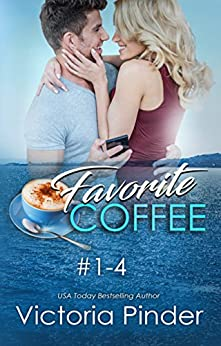 Favorite Coffee Series (The Marshall Family Saga) by [Pinder, Victoria]