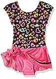 Jacques Moret Little Girls' Classic Short Sleeve
