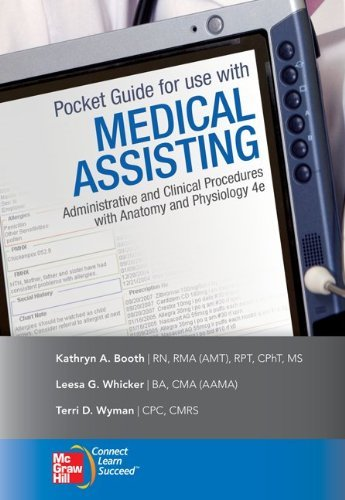 Medical Assisting: Administrative and Clinical Procedures: 4th (fourth) edition ebook
