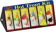 Mepps Trouter Kit - Hot Aglia Assortment
