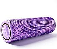 Foam Roller- Eva Material High Density Roller- Exercise Foam Roller for Flexibility,Rehab Exercises,Physical T
