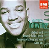 Lawrence Brownlee: Songs/Lieder/Melodies