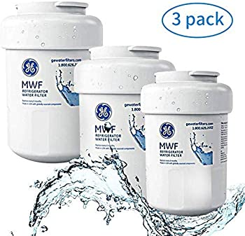YEMON 3-Pack Replacement Refrigerator Water Filter