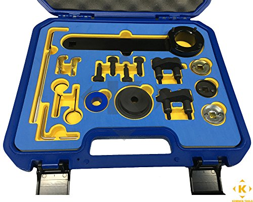 Petrol Cylinder - VW 1.8 / 2.0 TSI/TFSI Engine Timing Tool Kit (Four cylinder EA888 petrol)