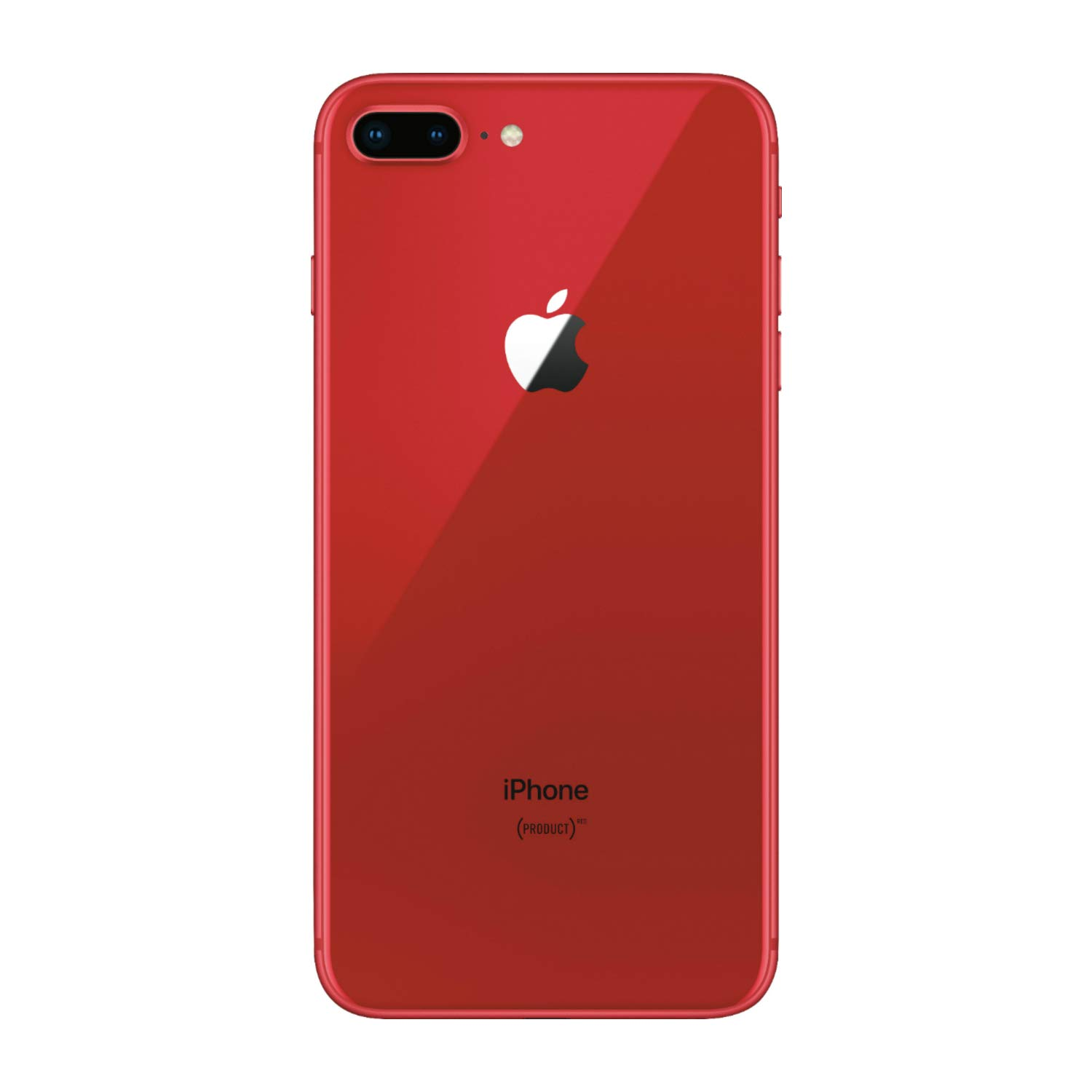 Apple iPhone 8 Plus, 64GB, Red , For AT\u0026T / T,Mobile (Renewed)