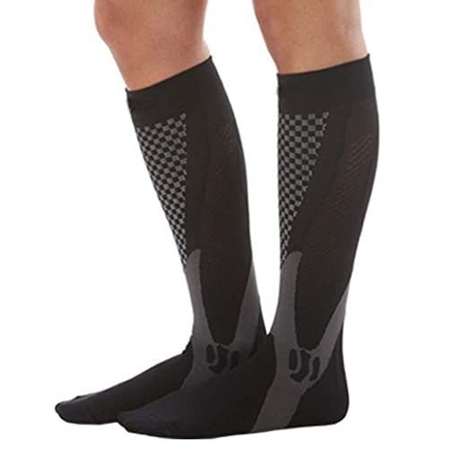 quite nice good new images of Amazon.com: HADM Compression Socks for Men & Women,Better ...