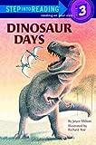 Dinosaur Days, Joyce Milton, 0394970233