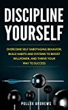 Bargain eBook - Discipline Yourself
