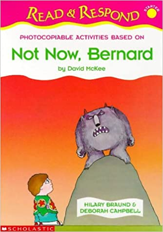 not now bernard activities