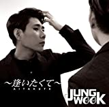 Jung-Wook - Aitakute [Japan CD] ISFD-271004 by Jung-Wook
