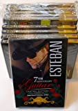 Esteban Complete Instructional Lesson Series for the Guitar--7th Anniversary Limited Edition Classical, 10 DVD Set