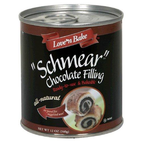 Love 'N Bake Chocolate Schmear