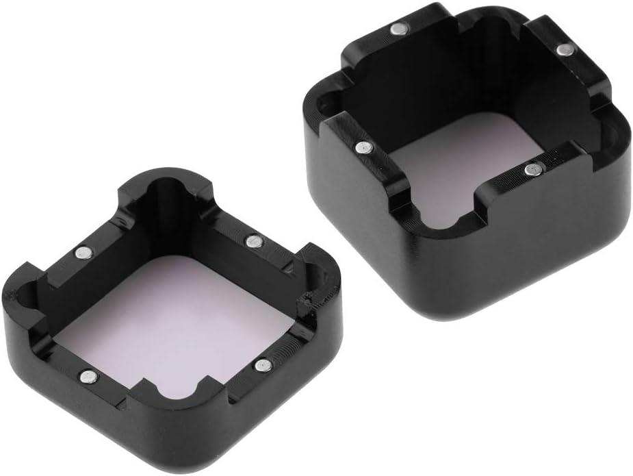 Portable et Pratique SM SunniMix 2pi/èces Porte-Craie Queue de Billard