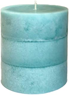 product image for Wicks n More Waters Edge Scented Pillar Candles (3x4)