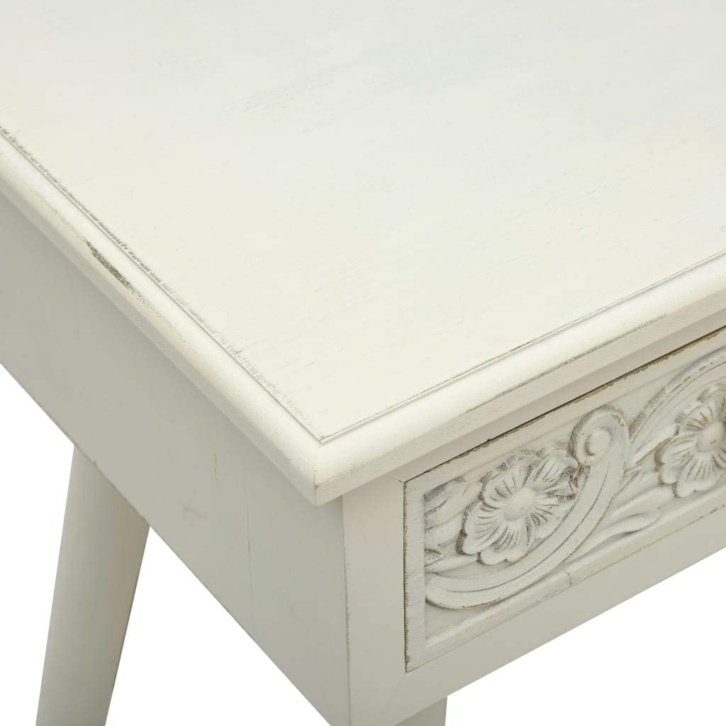 save 200   200 off Festnight Console Table with 20 Drawers, Carving ...