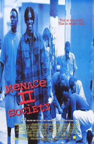 POSTER-MENACE II SOCIETY Graphic Expecations Inc.