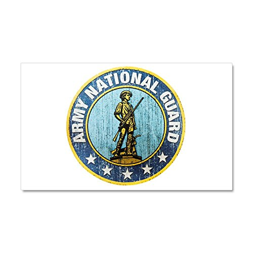 Car Magnet 20 x 12 Inch Army National Guard Emblem