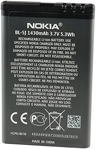 Nokia 1430 mAh Original batería de Repuesto para Lumia 520/5230 ...
