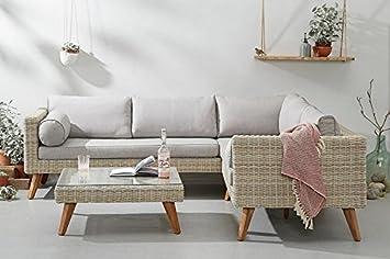 Au Jardin de Chloé - Salon de jardin meuble de jardin angles en ...