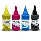 INKUTEN 400ml Hi-Definition Sublimation ink for XP-330 XP-430 XP-434 XP-320 XP-420 XP-424 XP-200 XP-300 WF-2650 WF-2630 WF-2660 WF-2750 WF-2760 WF-2540 WF-2530 WF-2520 Printers