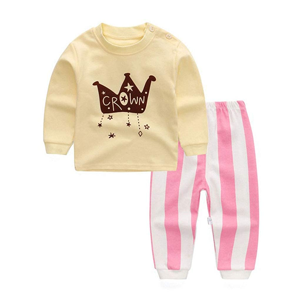 Baby Boys Girls Set Outfits Fall Clothes