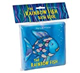 Best Bath Books - The Rainbow Fish Bath Book Review