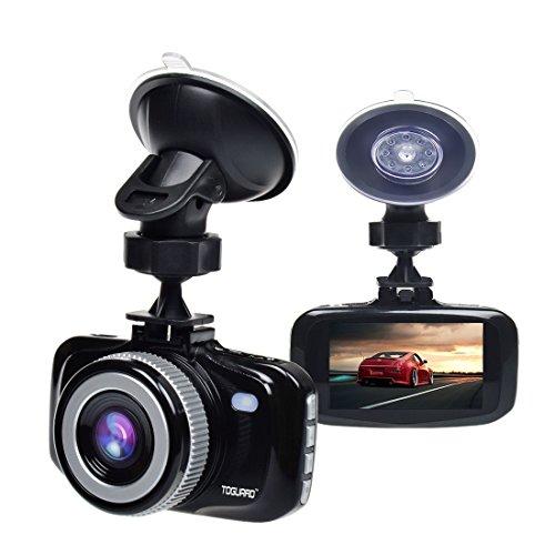 Caméra embarquée grand angle TOGUARD F2.0 Full HD