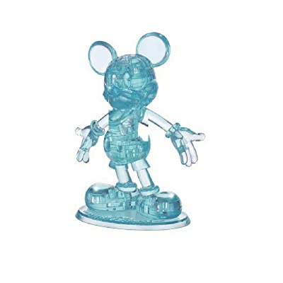 Original 3D Crystal Puzzle - Mickey Mouse: Toys & Games