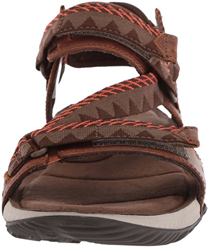 Brown Men's Merrell Sugar Covertible Sandal Terrant axFqFO