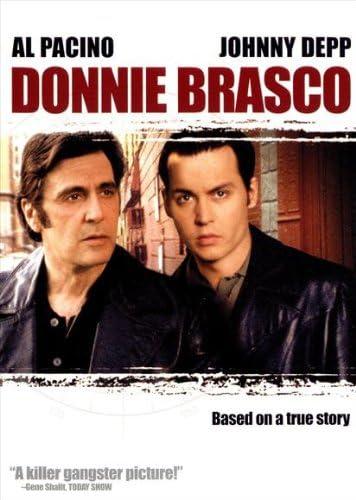 Amazon.com: Donnie Brasco Poster Movie C 11x17 Johnny Depp Al ...