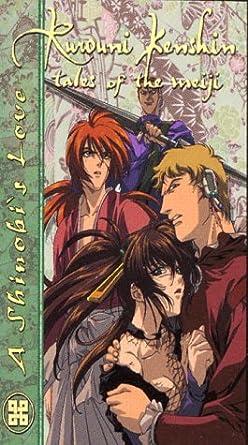 Rurouni Kenshin: A Shinobis Love [Reino Unido] [DVD ...