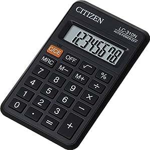 Citizen lc310N Pocket Calculadora con función de raíz