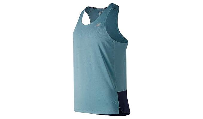 1f2f51875613c Amazon.com: New Balance Men's Nb Ice 2E Singlet: Clothing