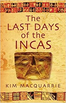 Book The Last Days Of The Incas
