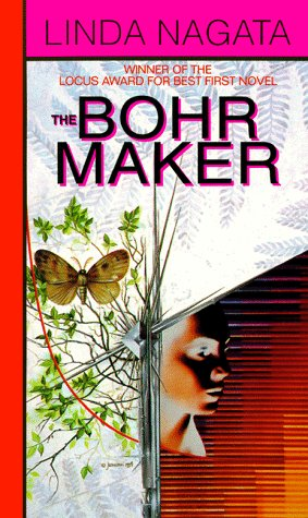 Book cover for The Bohr Maker