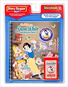 Story Reader Disney Book: Snow White and the Seven Dwarfs