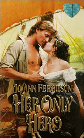 book cover of Her Only Hero