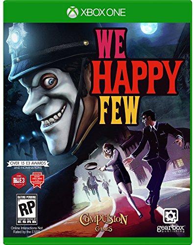 We Happy Few Xbox One 171 60 Miracle Money Maker