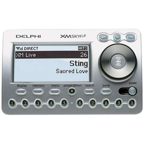 B0009NMQ2I Delphi SkyFi2 XM Satellite Radio Receiver and Car Kit 51JR7B70SCL