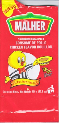 malher chicken bouillon - 7
