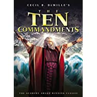 The Ten Commandments 1956