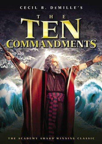 The Ten Commandments (1956) ()