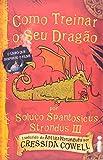 capa de Como Treinar o Seu Dragão