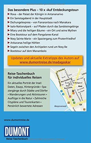 Reiseführer DuMont Reise-Taschenbuch Reiseführer Madagaskar 8 mit Online-Updates als Gratis-Download Taschenbuch September 2016 Heiko Hooge DUMONT REISEVERLAG 3770173686 Madagaskar
