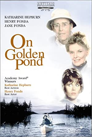 Image result for on golden pond poster