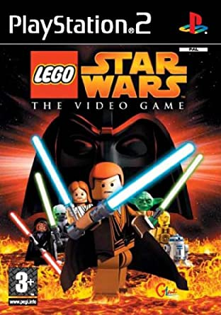 LEGO Star Wars (PS2): Amazon.co.uk: PC & Video Games