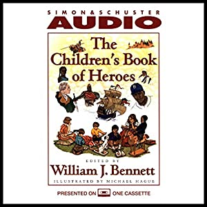 The Children's Book of Heroes Audiobook